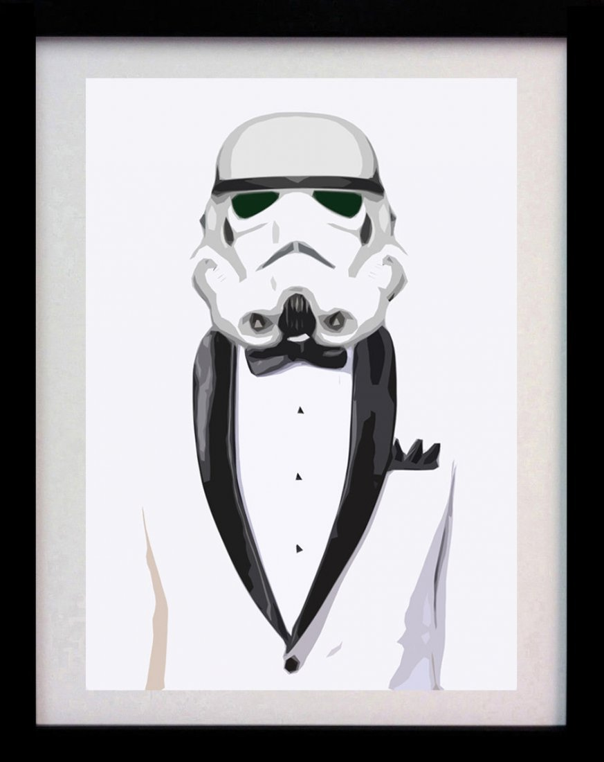 STORMTROOPER STAR WARS, LIMITED EDITION