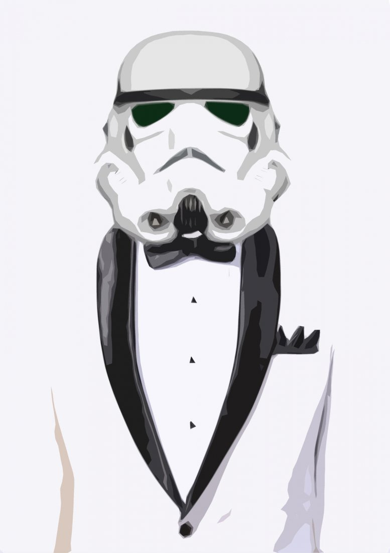 STORMTROOPER STAR WARS, LIMITED EDITION - 2