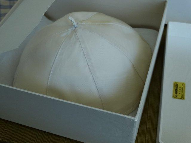 Authentic skullcap  Pope Francis, cap - 6