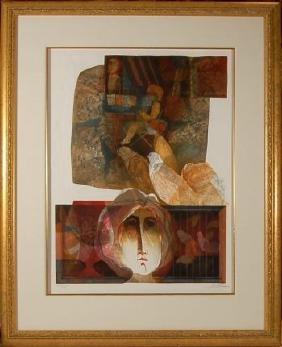 Sunol Alvar (Spanish, born 1935)