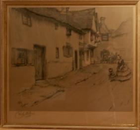 Cecil Charles Windsor Aldin, (1870-1935, British)