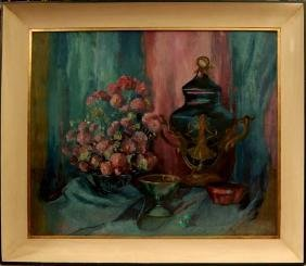 Margaret S. Johnson (1893-1964, American)