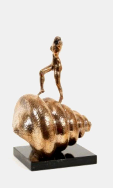 Salvador Dali, (1904 1989, Spanish) Bronze sculpture,