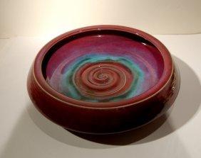 Mattew Patton (20/21 Century) American. Glazed Ceramic