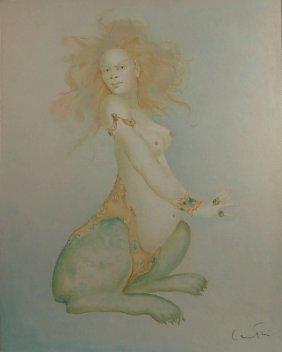 Leonor Fini, (1907-1996), Argentinian.