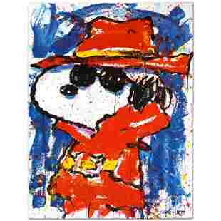 TOM EVERHART...UNDERCOVER IN HOLLYWOOD