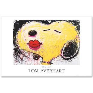 TOM EVERHART...DOG LIPS