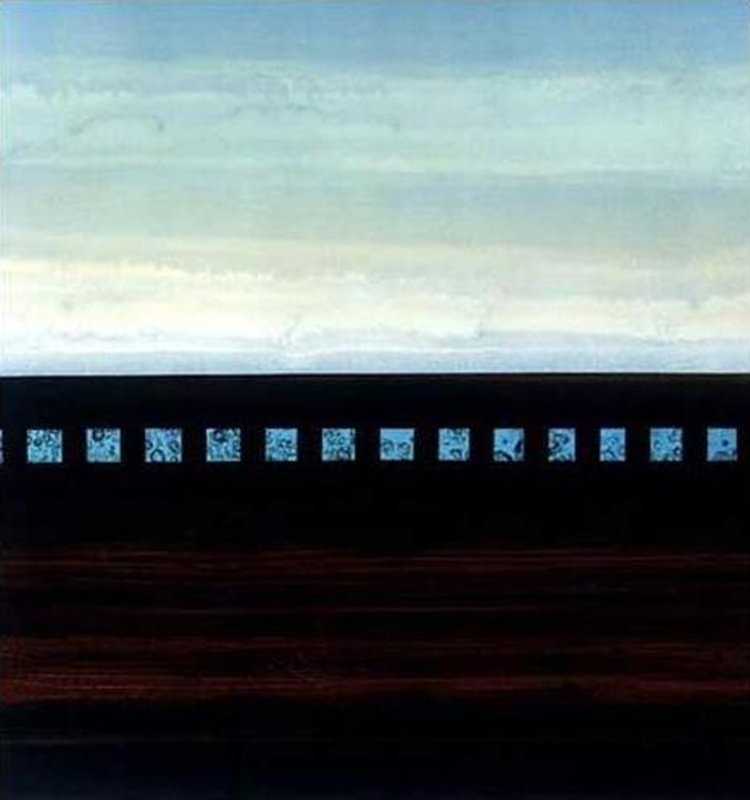 Original Painting By Robert Charon-Terra I