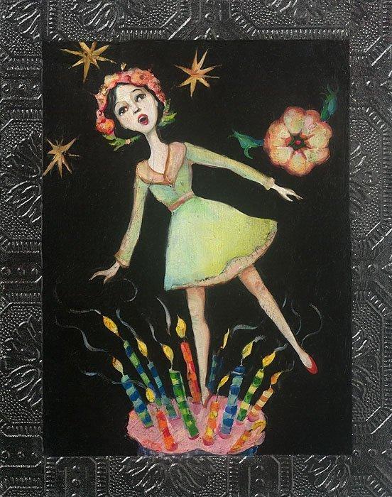 Cassandra Barney - Celebrating Another Year