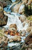 Frank C. Mccarthy - The Roar Of The Falls