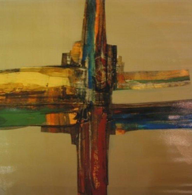 Original Painting By Sarah Stockstill-Your Turn IV