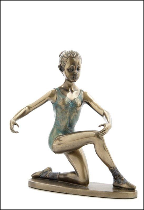 BALLERINA - Cold Cast Bronze