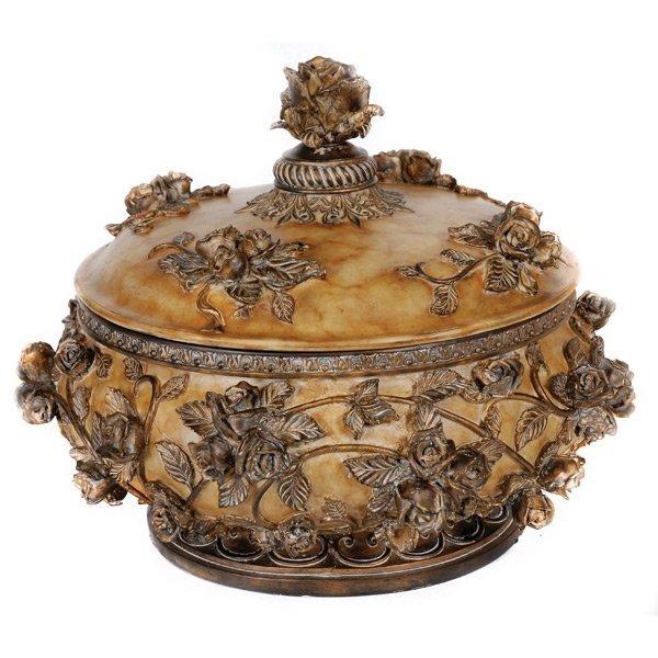 Secret Garden Jewelry Box