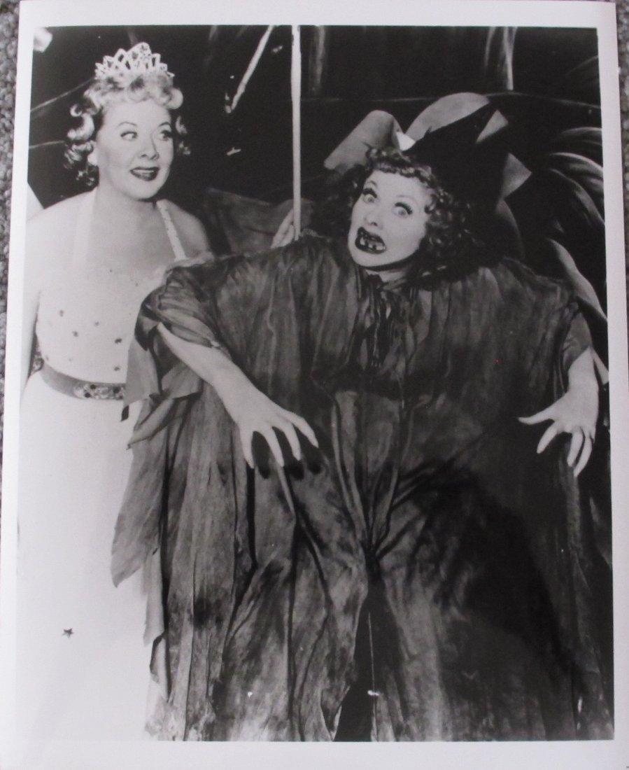 Lucille Ball Vivian Vance I Love Lucy