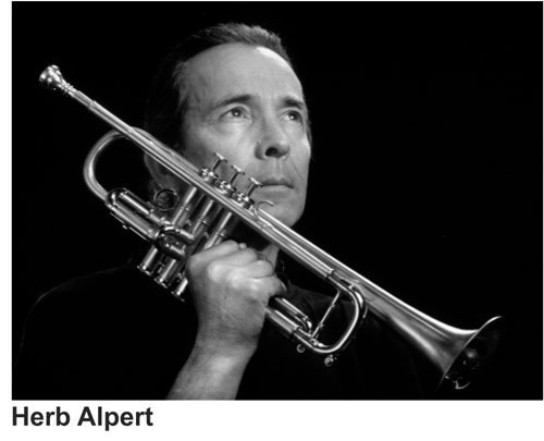 Richard Aaron  Herb Alpert