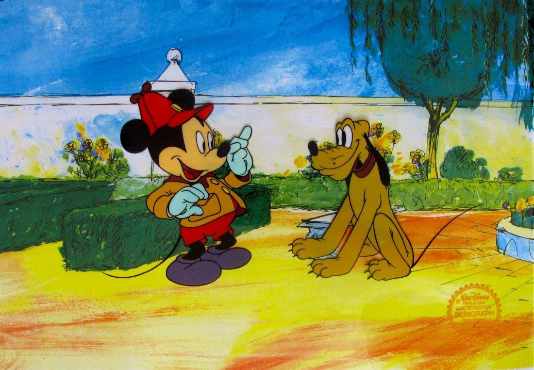 Disney Sericel