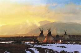 Blackfeet Bitteroot Valley