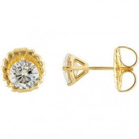 Forever Classica Moissanite Moissanite Earrings