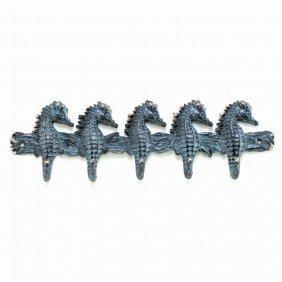 Seahorse Key Hook