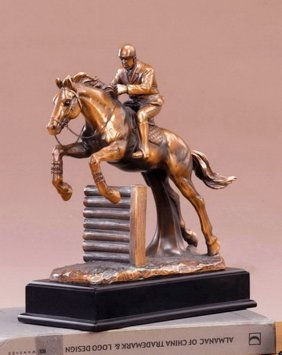 Bronze Equestrian
