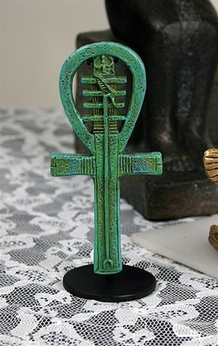 Egyptian Ankh Djed Was Amulet