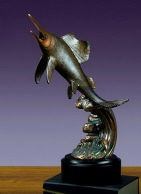 Bronze Swordfish
