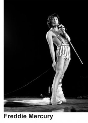 Richard Aaron Freddie Mercury 2