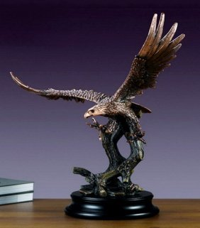 Bronze Large Eagle