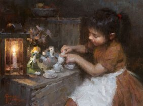 Morgan Weistling - Sienna´s Tea