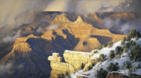 Robert Peters - March, Yavapai Point