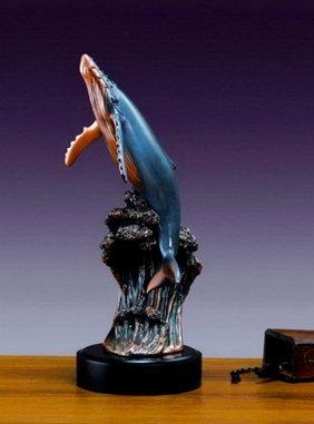 Bronze Humpback Whale