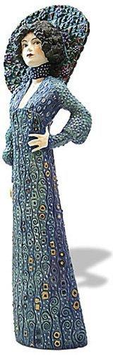 Emilie Floge Portrait (1902) By Gustav Klimt