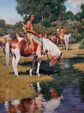 David Mann - The Pony Guard