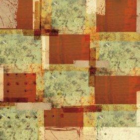 Carolina Pecora. Rusty Pattern