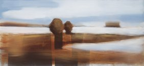 Brandon Harper. Liquid Landscape