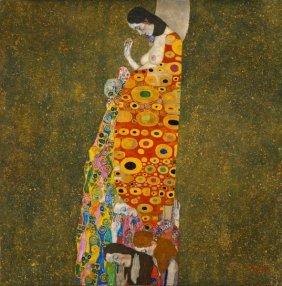 Gustav Klimt. Hope Ii