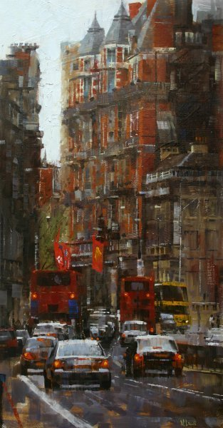 Mark Lague - High Kensington Street