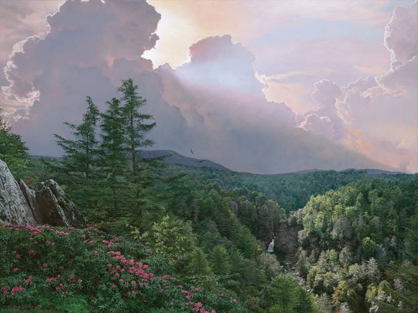 Phillip Philbeck - Where the Rhododendron Grow