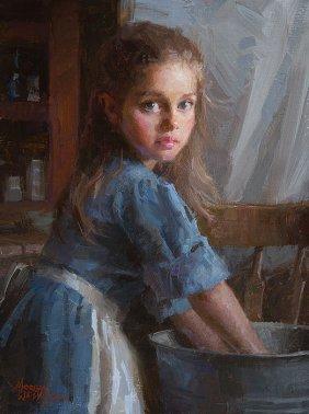 Morgan Weistling - Laundry Girl