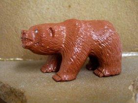 Hopi/zuni Carved Bear Fetish