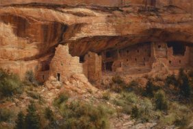 Robert Peters - Ancient Empire, Mesa Verde