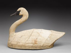 Robert Shaw - Nc Canvas Swan