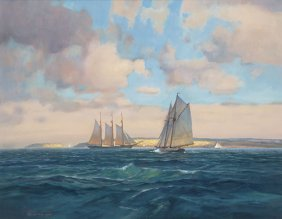 Paul Landry - Sailing Home