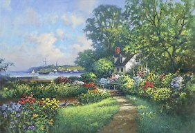 Paul Landry - Cecilia's Garden