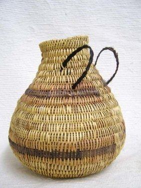 Native American Papago Made Basket