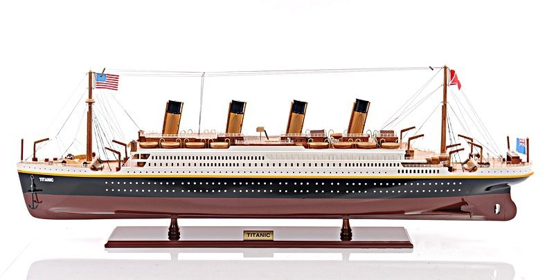 Titanic Painted Small