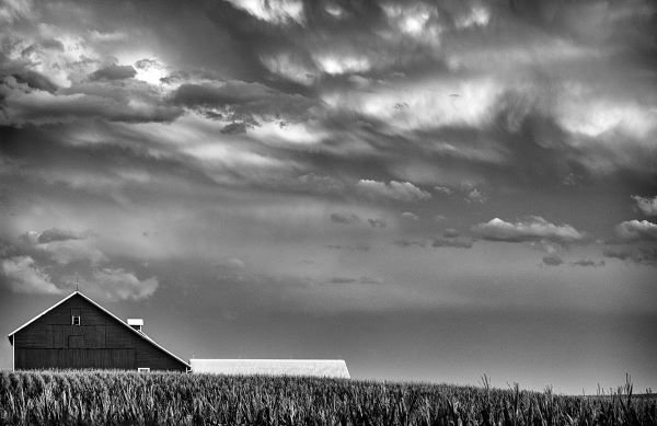 Trent Foltz.  Just South of Town