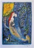 Chagall, Marc - Lithograph