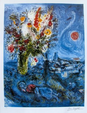 Chagall, Marc - Lithographs