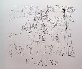Picasso, Marina